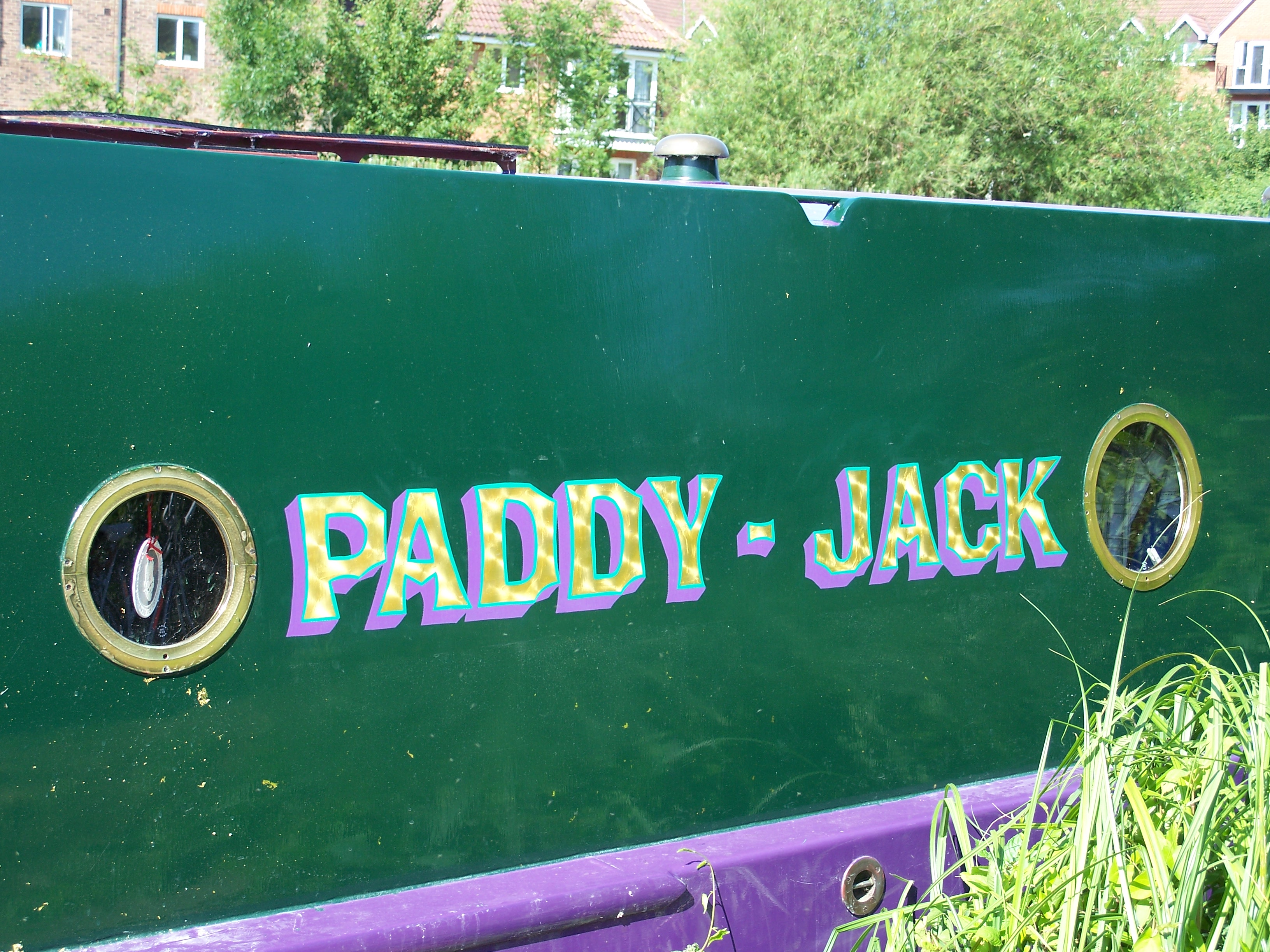 Paddy Jack